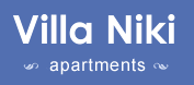 Villa Niki ενοικιαζόμενα διαμερίσματα Πλαταριά Θεσπρωτίας